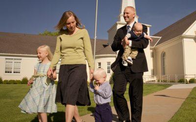 Polygamia teda mnohoženstvo a mormoni