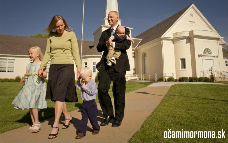 Kto sú Mormóni?