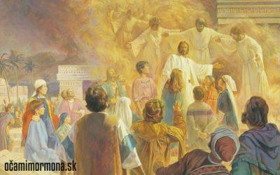 Čo nás Kniha Mormonova učí o Božej láske?