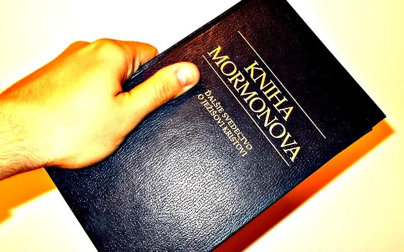 10 minút čítania z Knihy Mormonovej