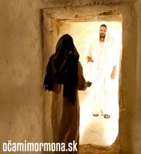 Ježiš sa ukazuje Márii Magdaléne