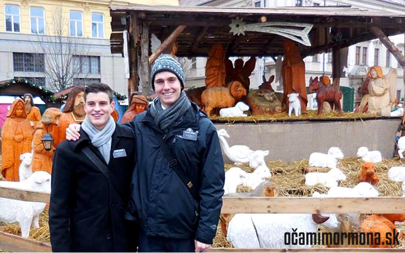 Prvé Vianoce na Slovensku: Obdobie Vďačnosti