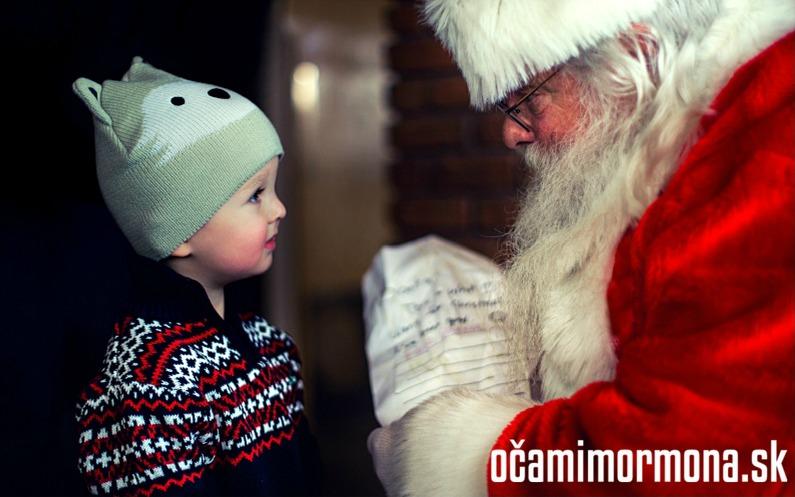 Čo povedali proroci o Santa Clausovi?