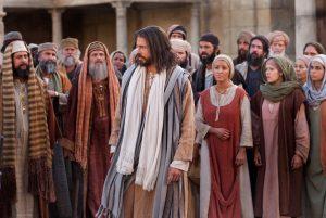 Kristus stál vždy vzpriamene