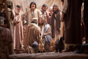 Jair prichádza k Ježišovi