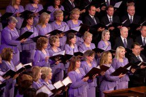 Mormonský zbor tabernaklu