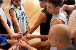 basketbal mládeže