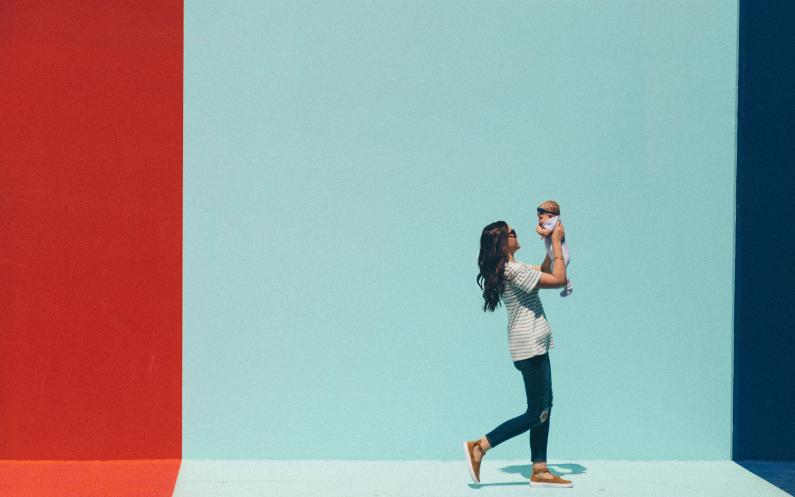 Ako zaneprázdnení mamičky môžu čítať písma