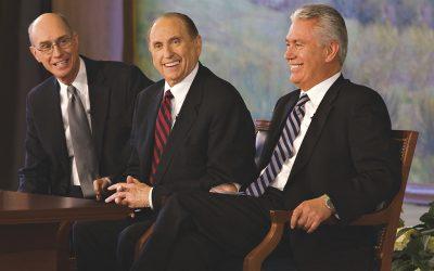Ako sa vyberá mormonský prorok?