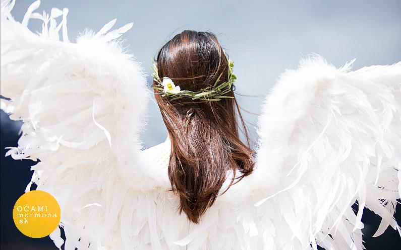 Anjeli vnašich životoch