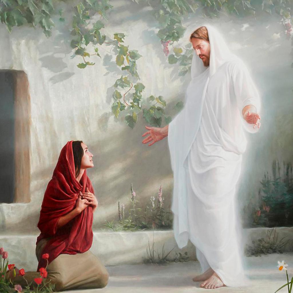 Vzkriesený Spasiteľ