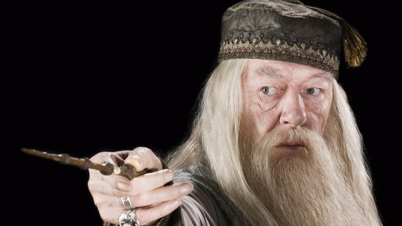 Dumbledore učí pravdy evanjelia