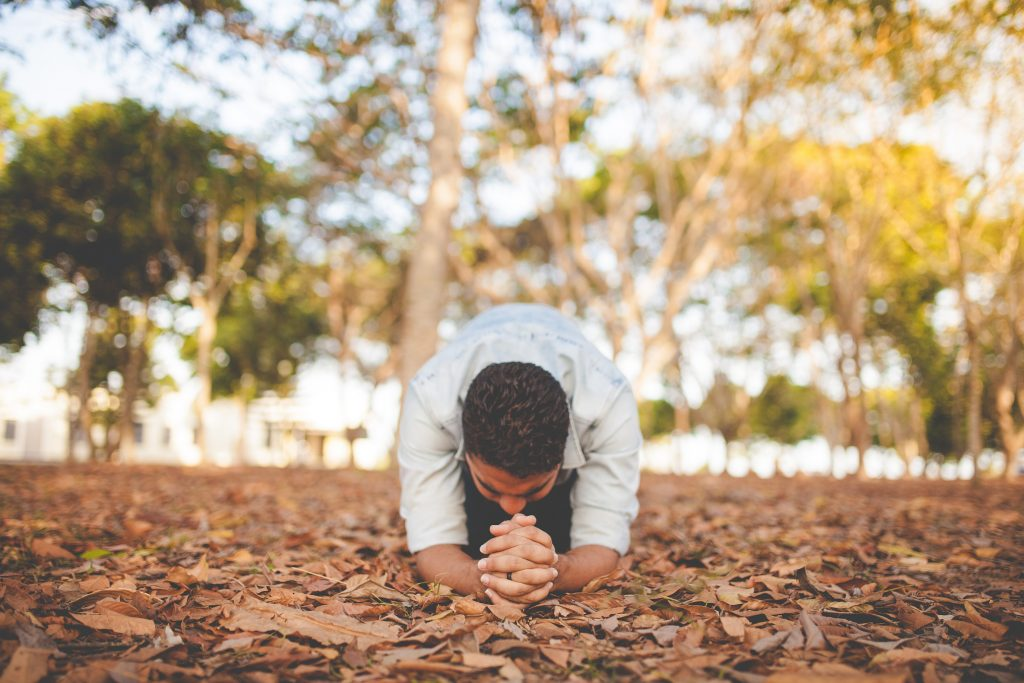 skutočná modlitba