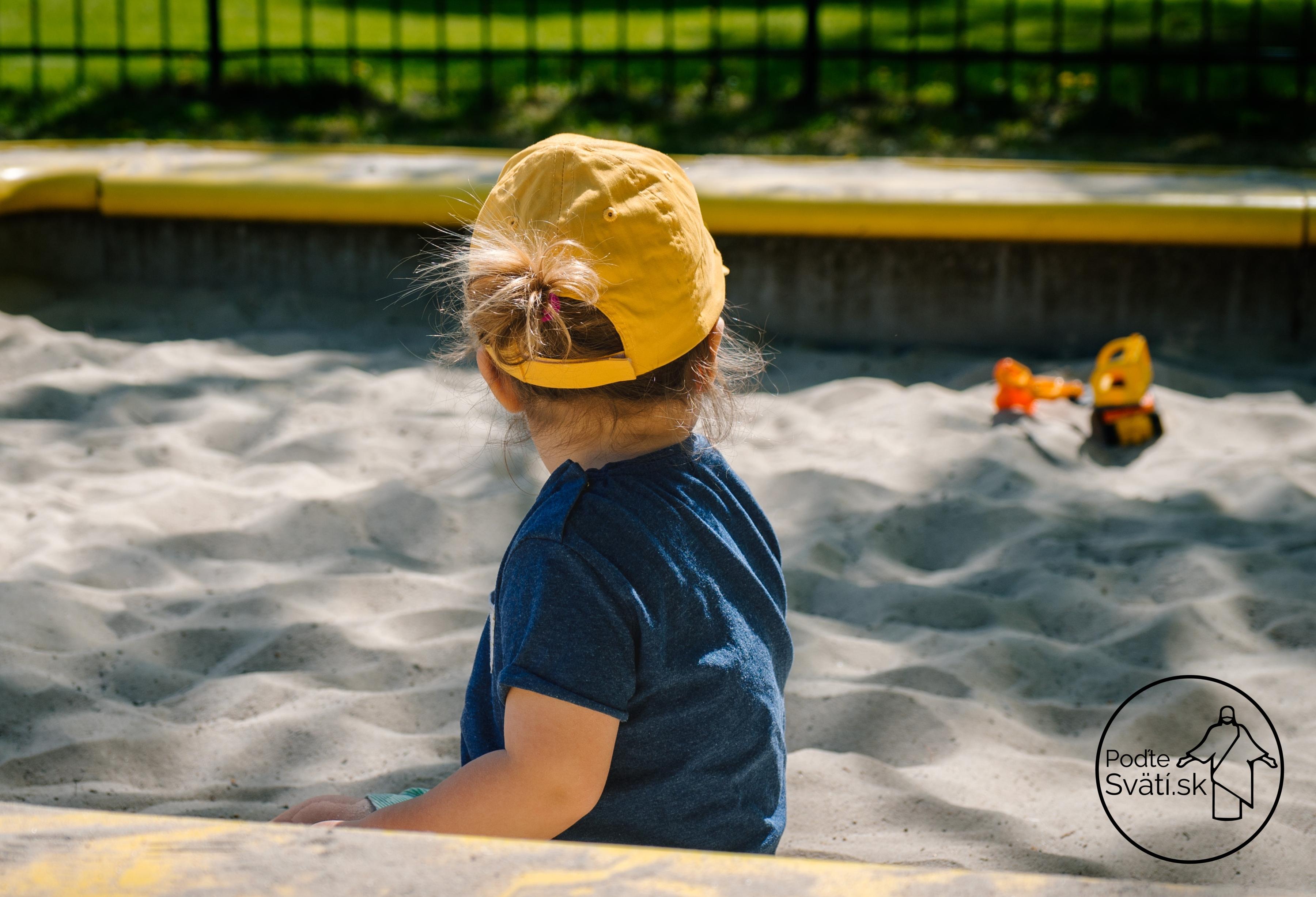 Musíme si odpustiť – v pieskovisku, Cirkvi, či na pracovisku