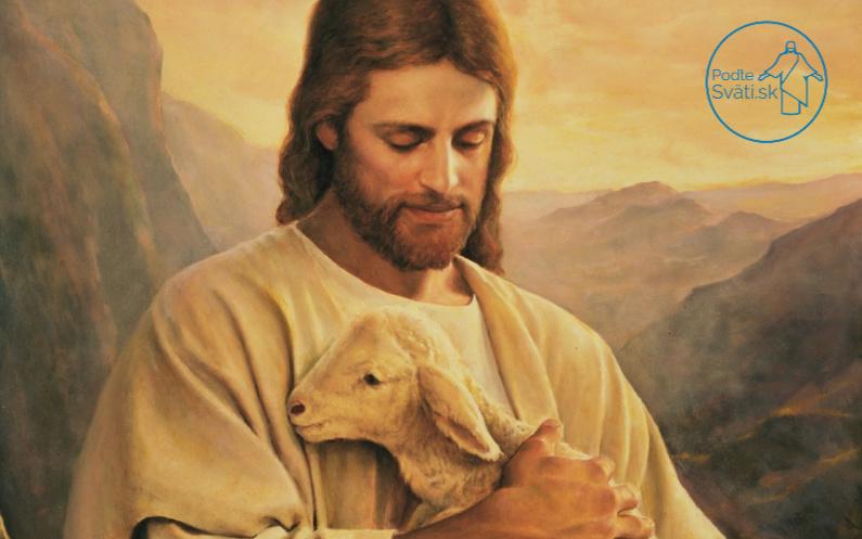 Byť ako ovca, nemusí byť nadávka, pokiaľ je Ježiš Kristus váš pastier