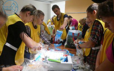 Humanitárna práca pomáha ľuďom aj na Slovensku