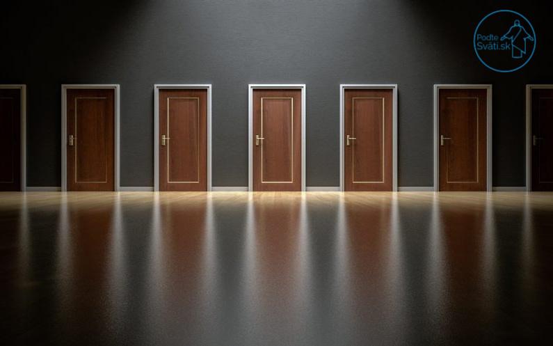 Rozhodnutie pre náboženstvo – môžeme si vybrať