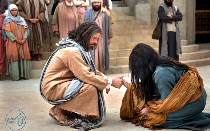 Ježiš Kristus a ženy