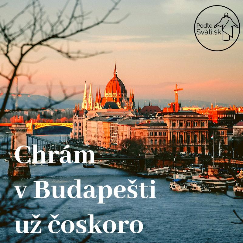 Chrám v Maďarsku