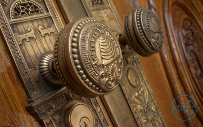 Symboly v chráme