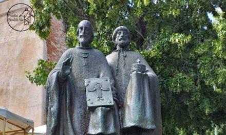 Cyril a Metod – naši slovanskí misionári