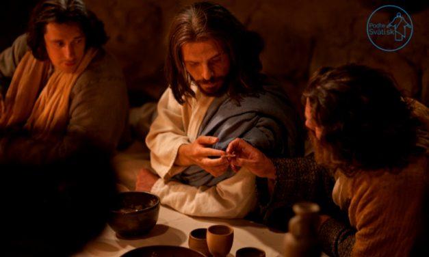 Zvyky Židov pri stolovaní a Ježiš Kristus