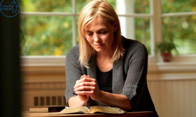 Otčenáš alebo prečo nás učil Ježiš ako sa modliť