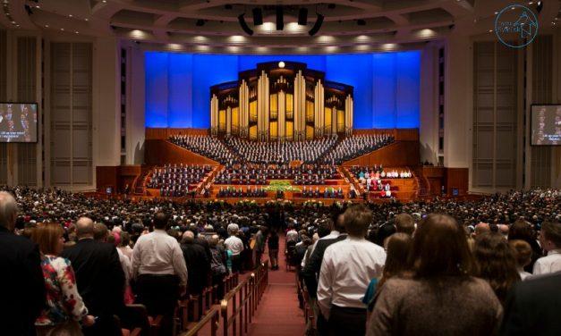 Generálna konferencia je určená všetkým, nie len členom Cirkvi Ježiša Krista