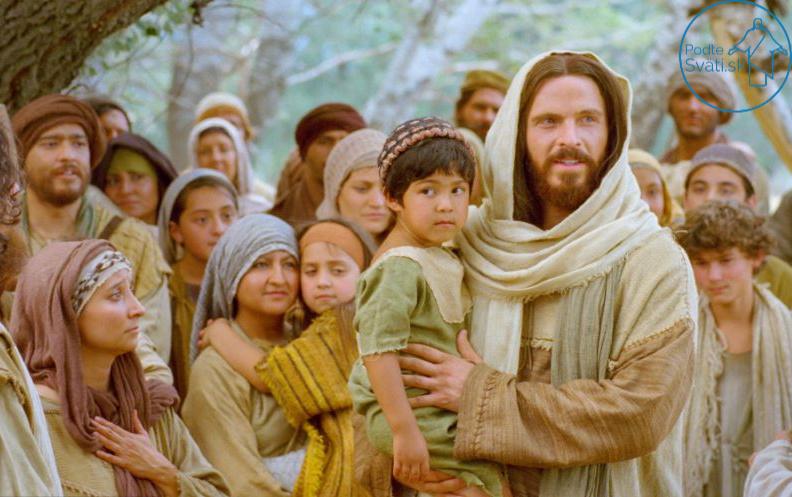 Ježiš Kristus a deti