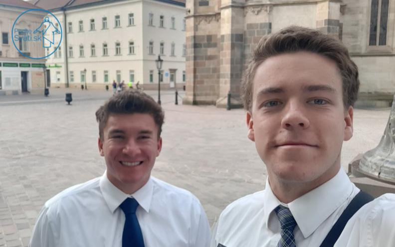 Misionárska práca prebieha aj napriek karanténe- rozhovor s misionármi v Košiciach